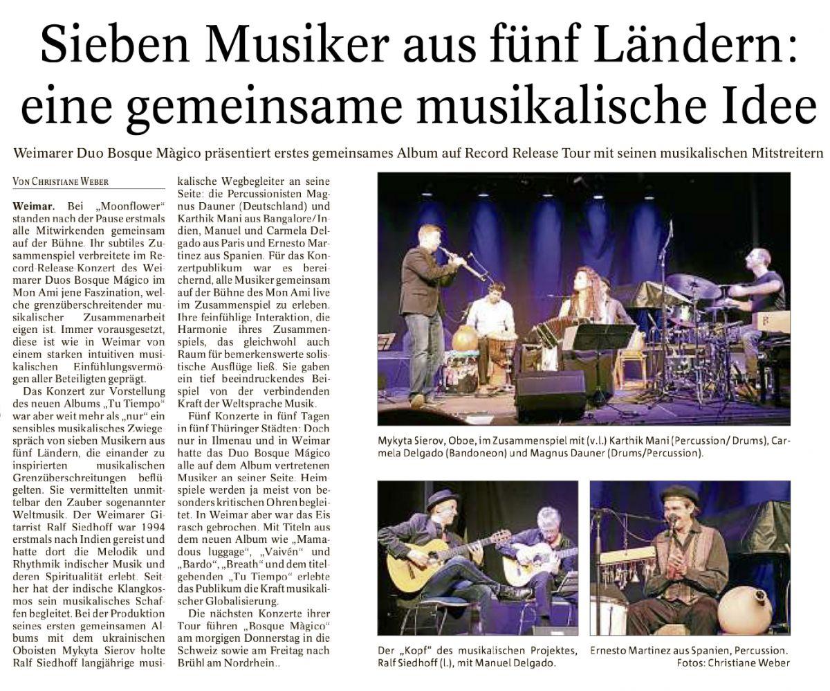 Thüringer Allgemeine - November 2018